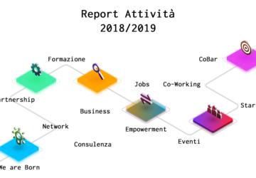 Report Attività 2018/2019