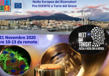"""Notte Europea dei Ricercatori"" (European Researchers' Night – ERN)"